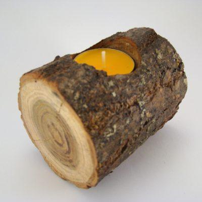 tronco-cilindrico-espinhosa-1-vela-amarela-foto-1
