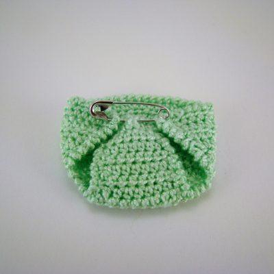 mini-fralda-verde-foto-1